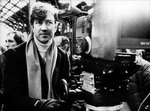 fuckyeahdirectors:  David Lynch on-set of The Elephant Man (1980)