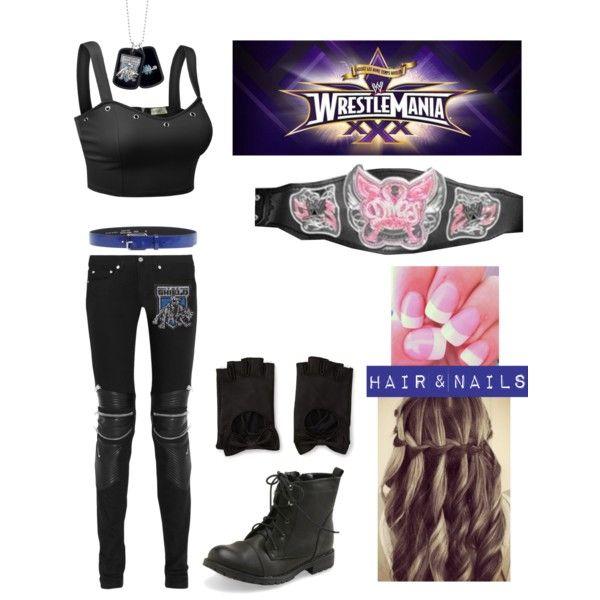 Wrestlemania XXX - Vickie Guerrero Championship Invitational Match