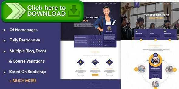 ThemeForest]Free nulled download Aristotle Education - Education ...