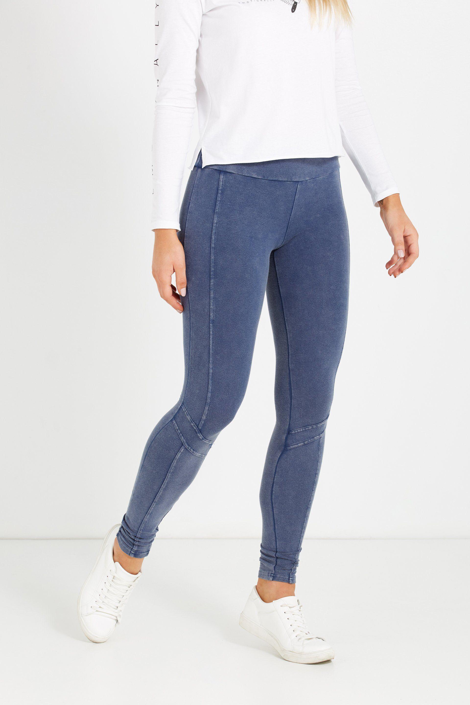Cotton On Women Dakota Detail Legging 14 95 Pants For Women Leggings Are Not Pants Cotton Leggings