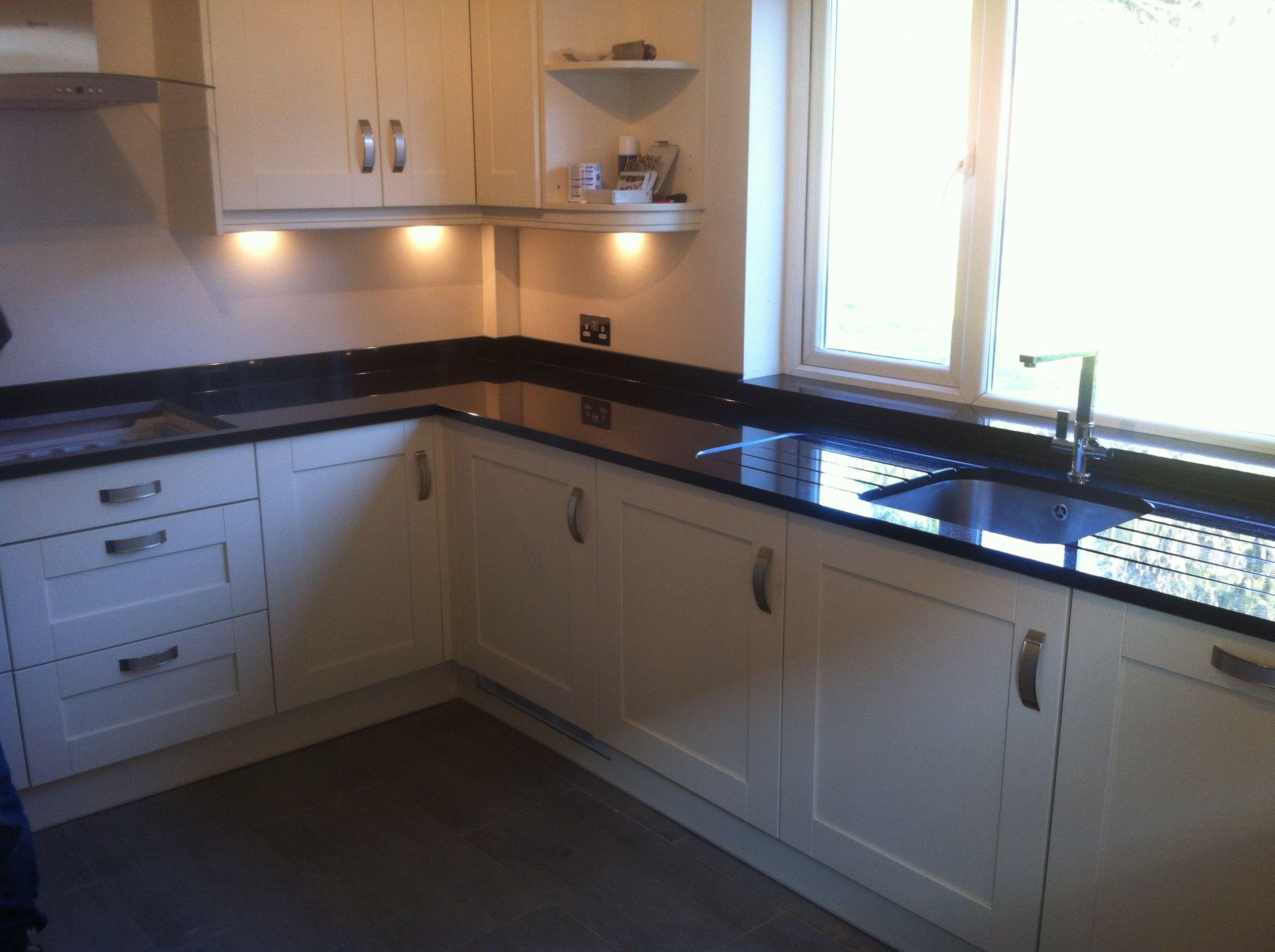 Star Galaxy Granite Kitchen Worktop Granit Kuche Kuche Haus