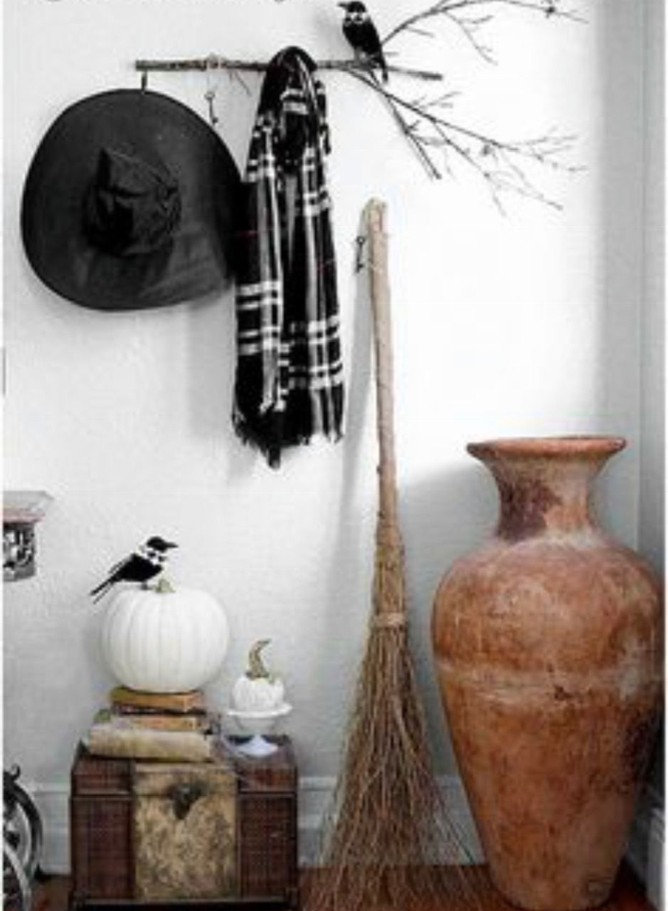 Halloween home decor decoration ideas for anywhere in your also vol pinterest rh