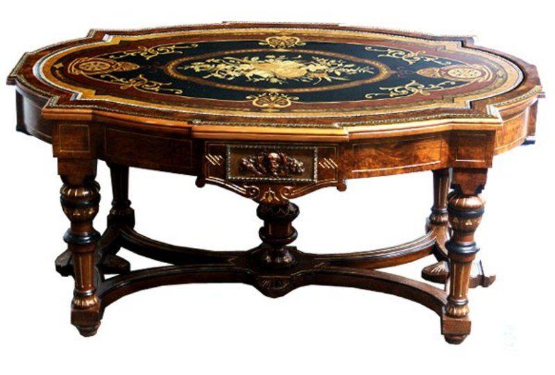 American Victorian Inlaid Coffee Table Circa 1880 Victorian Coffee Tables Beautiful Furniture Fantastic Furniture
