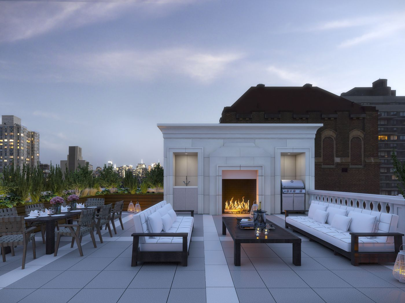 $44M Park Ave. Penthouse Has Insane Floorplan, Rooftop Pool - Curbed NY