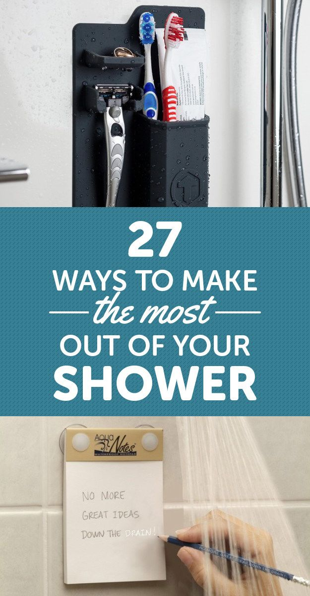 Things To Help You Take The Best Shower Of Your Life
