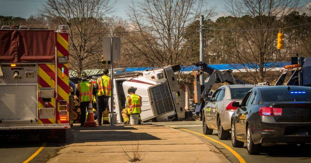 How Can You Help Prevent a Truck Crash? Car accident