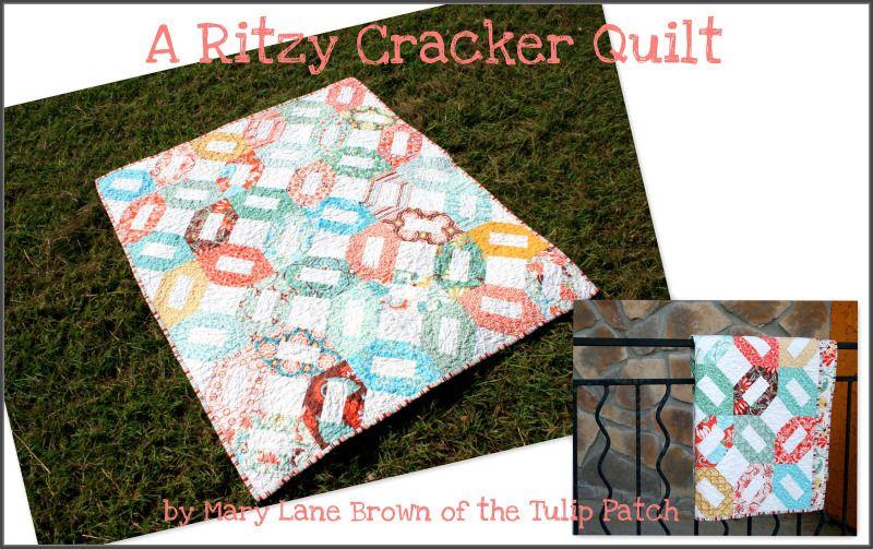 A Ritzy Cracker Quilt « Moda Bake Shop