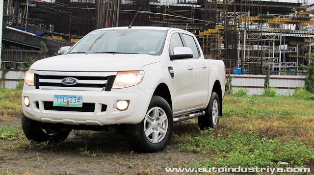 2013 ford ranger 2 2l xlt 4x2 honest car reviews philippines