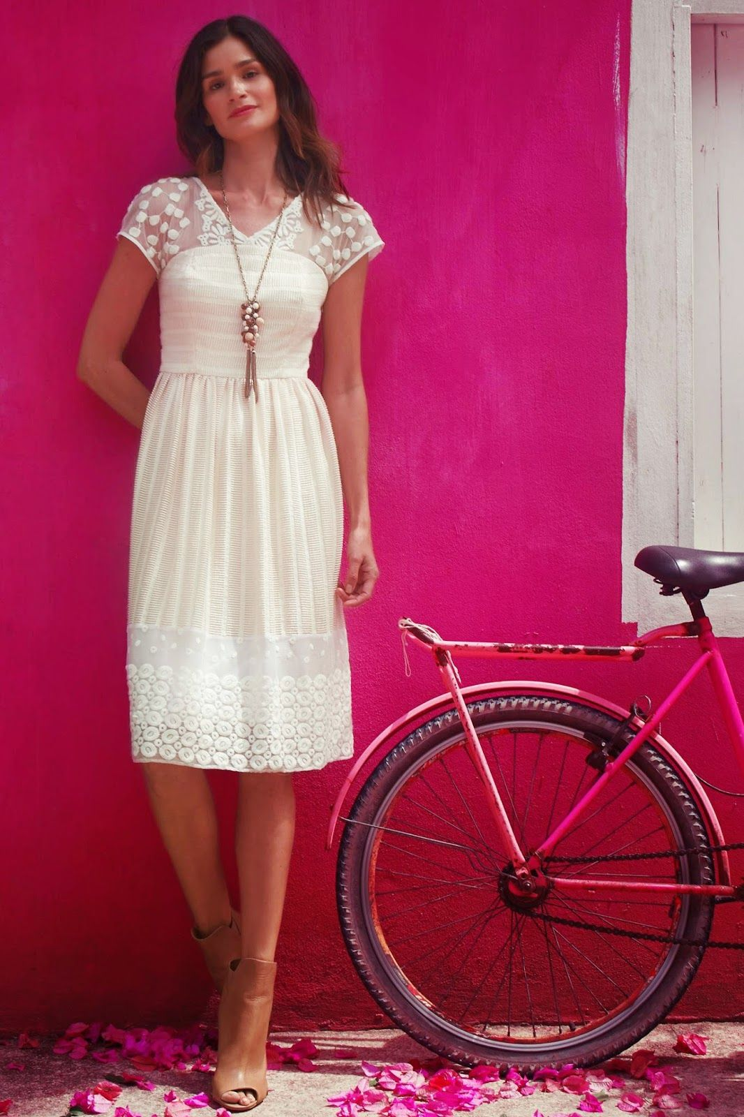 Reviews of the Poema Lace Dress and more :: Effortless Anthropologie ...