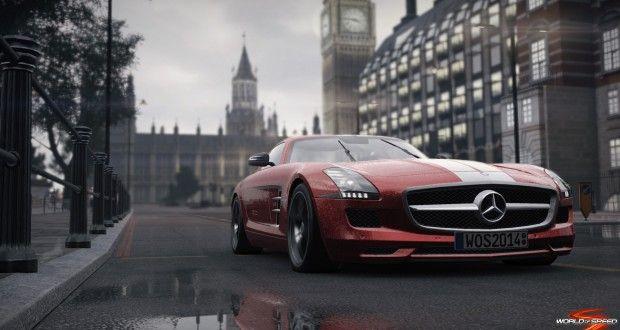 Novo vídeo de World of Speed   Games On News