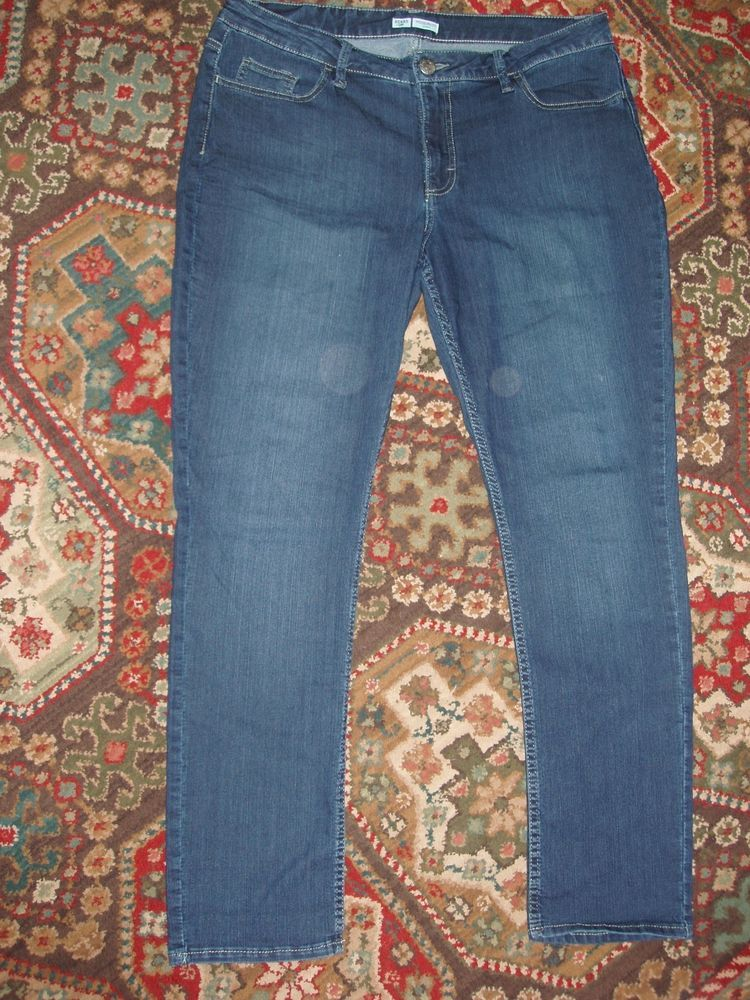 d2252da0 Lee Riders Women's Jeans Modern Fit Skinny Size 16 M #fashion #clothing  #shoes #accessories #womensclothing #jeans (ebay link)