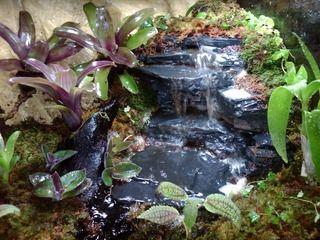 Sweet Waterfall Has Building In Progress For Future