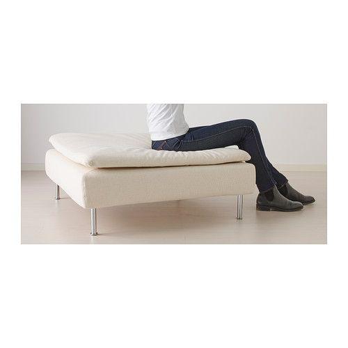 SÖDERHAMN Reposapiés - Isefall natural - IKEA | Interiors - Sitting ...