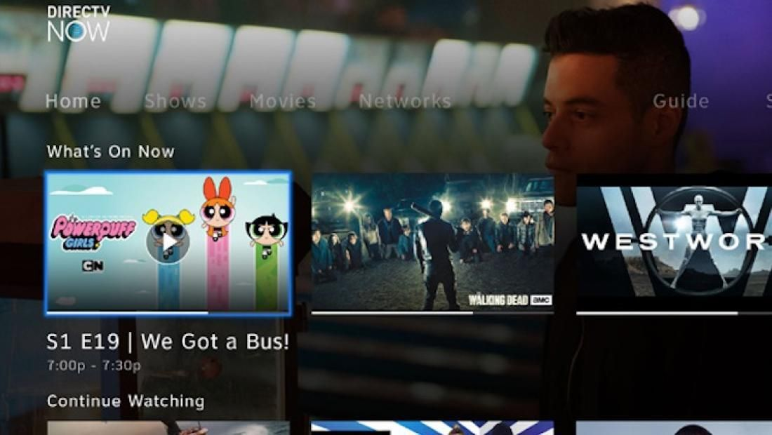 DirecTV Now Adds Signals From 25 Network Affiliates Tv