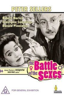 The Battle Of The Sexes 1960 Poster