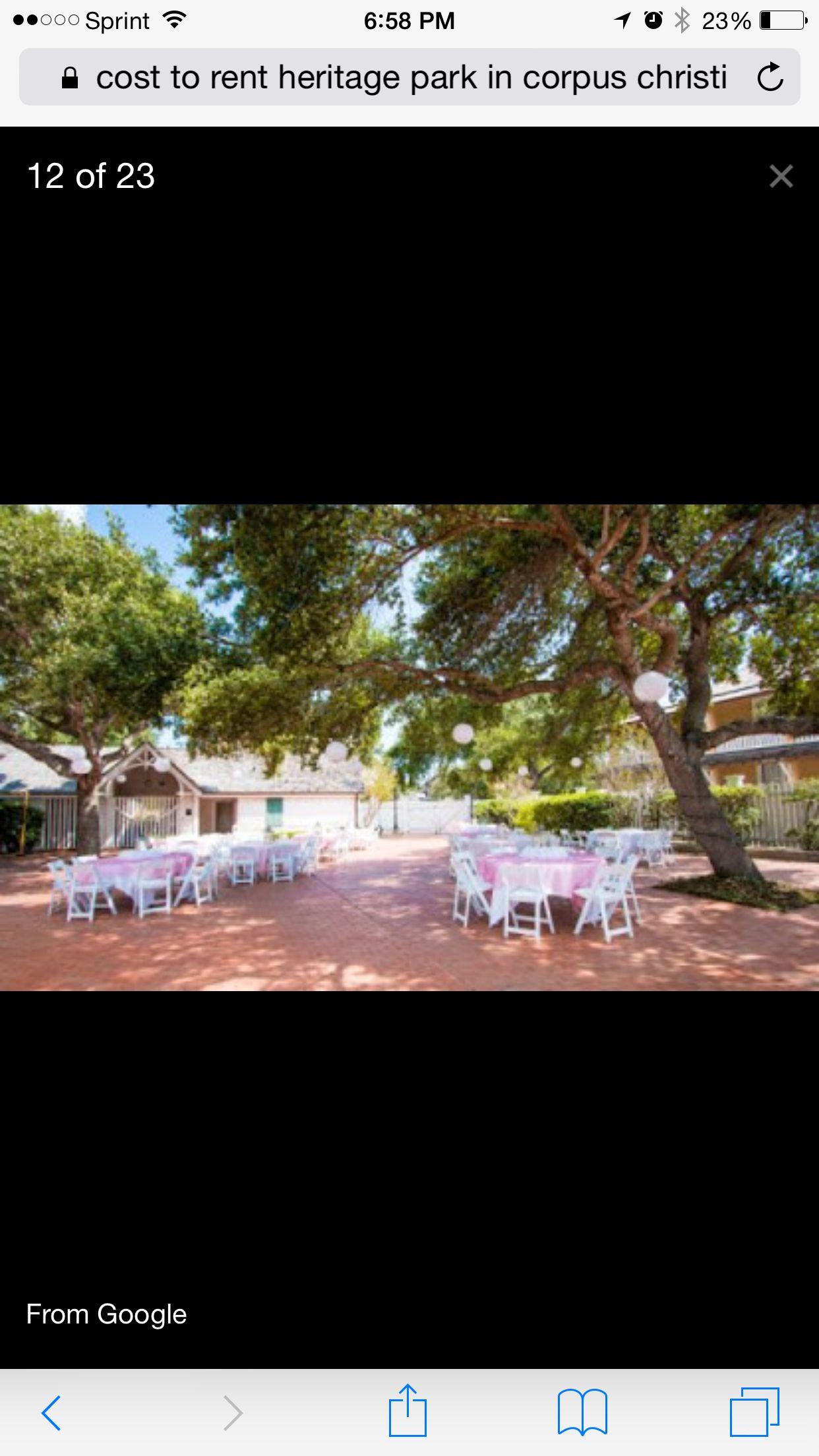 Heritage Park Corpus Christi Wedding Venue Idea Our Wedding