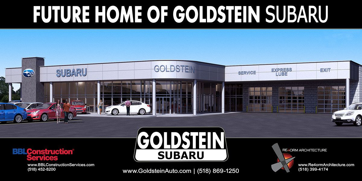 Goldstein Subaru Car Dealership Subaru Dealership