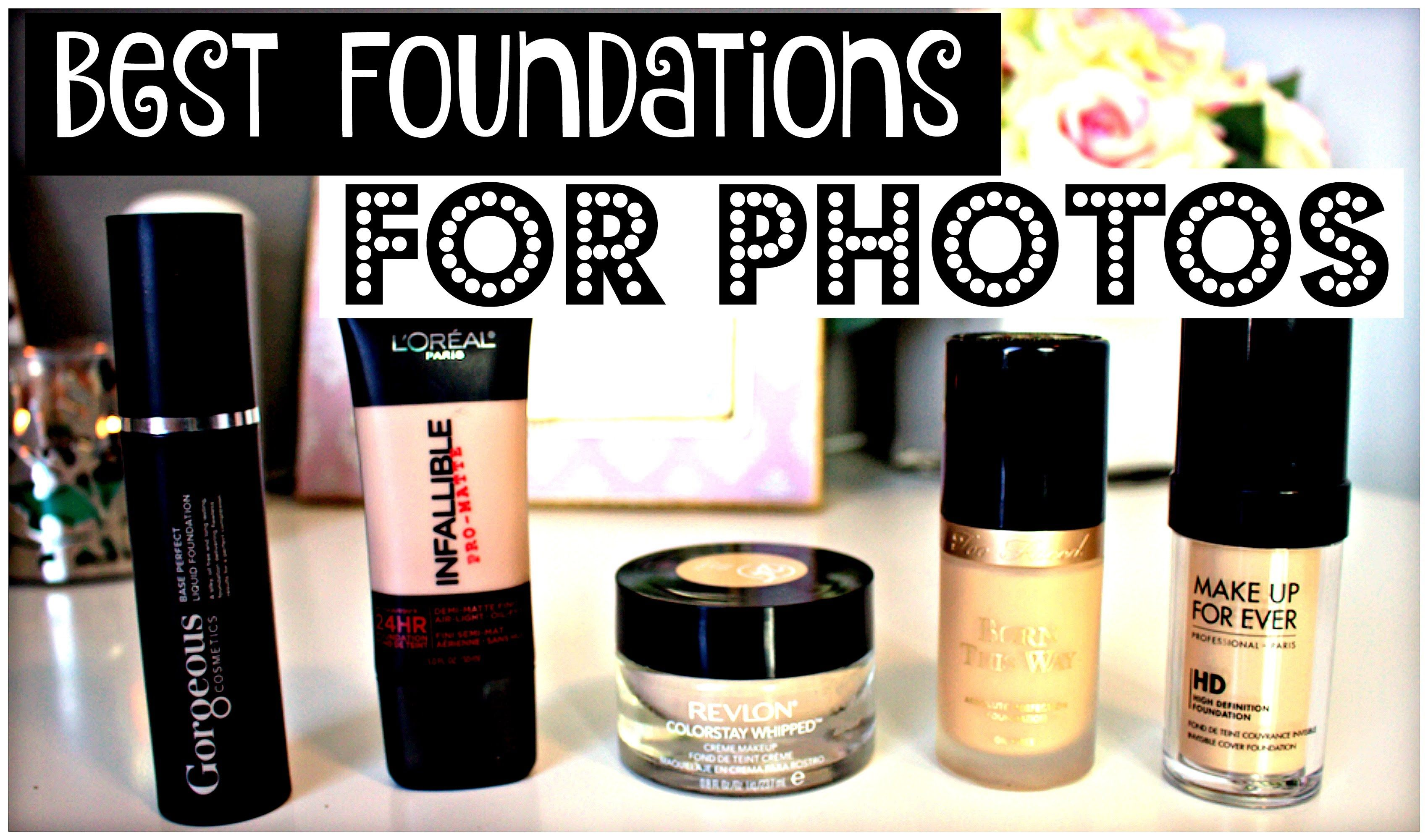 Best Foundations Flash Photography High End