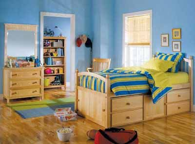 Kidsu0027 Bedroom Decorating Ideas