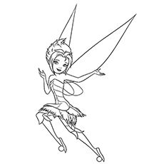 Top 25 Free Printable Beautiful Fairy Coloring Pages