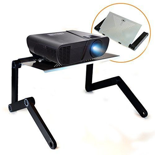 QuickLift LCD / DLP Projector Stand DJ Presentation Mount with