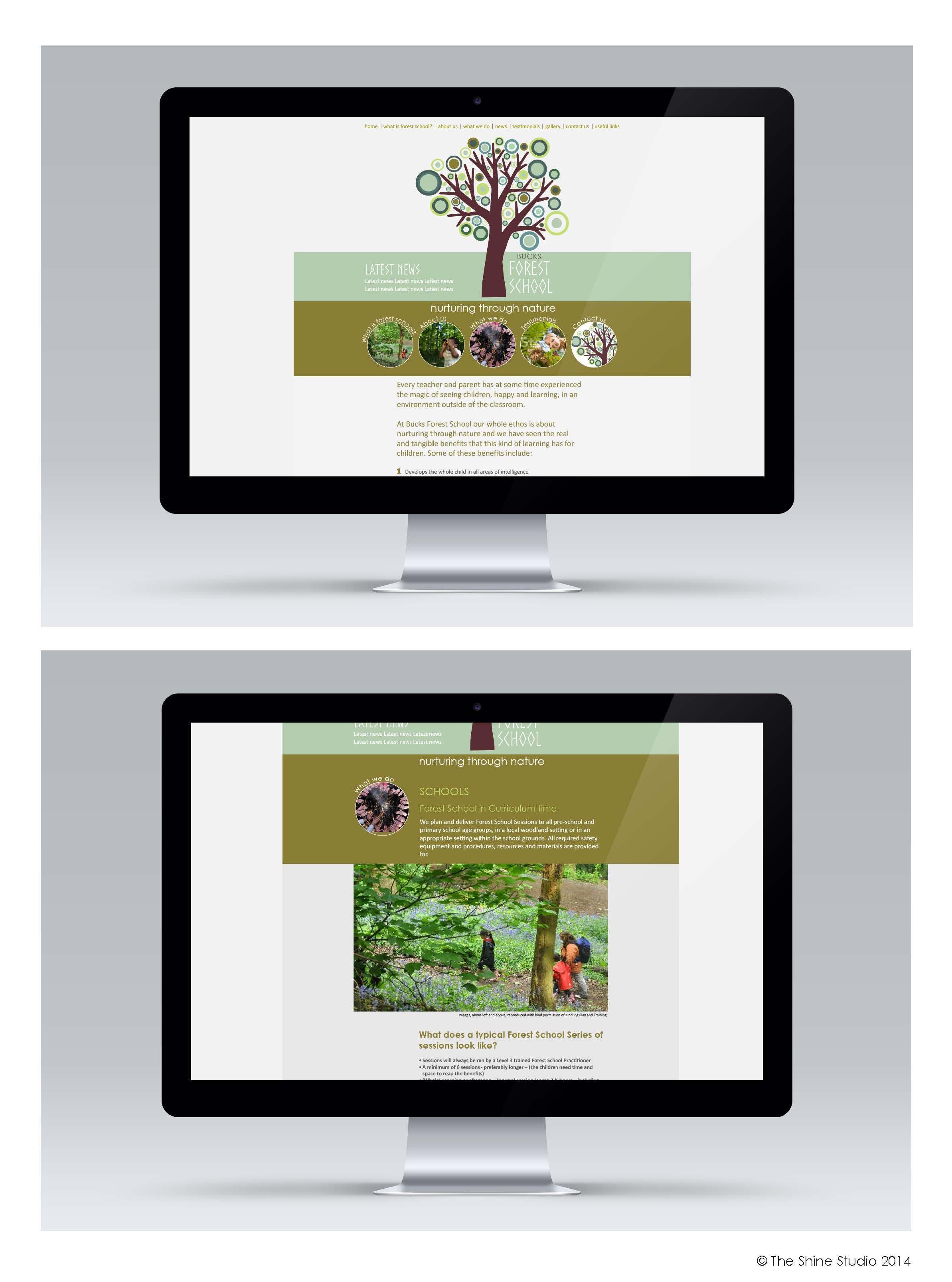 Bucks Forest School Website