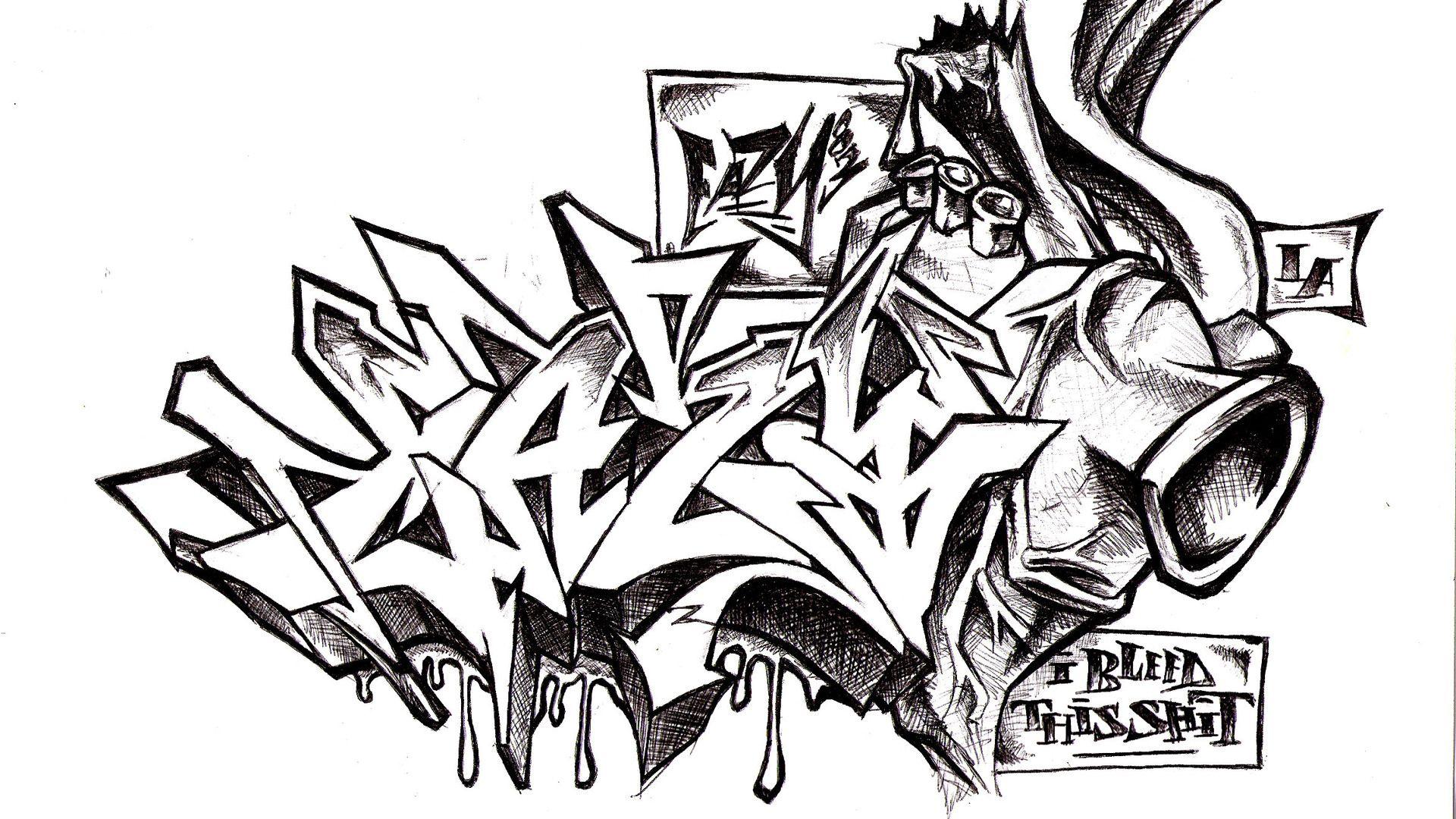 процессе тату эскизы картинки граффити очень чистый, всех
