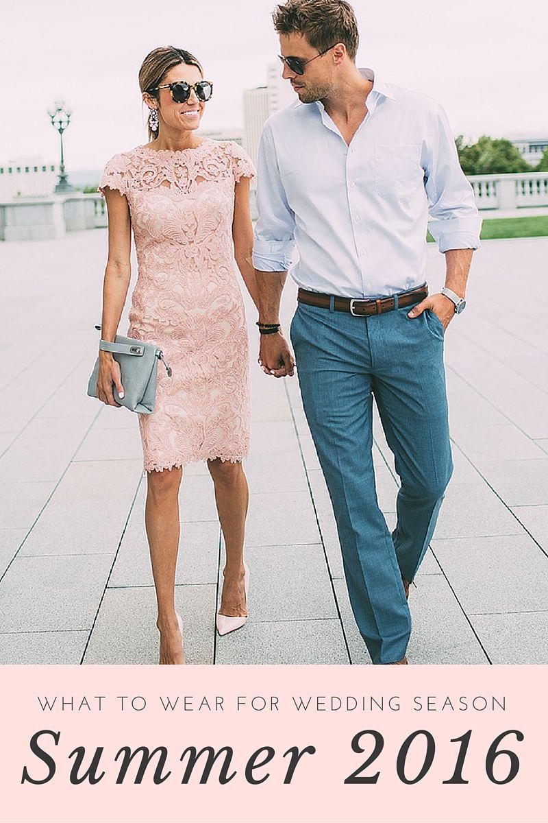 Best Wedding Guest Dresses Casual