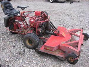 Old Yazoo Yhr18k Zero Turn Riding Lawn Mower W 60 Deck Great Shape Mows Good Lawn Mower Riding Lawn Mowers Lawn Mower Tractor