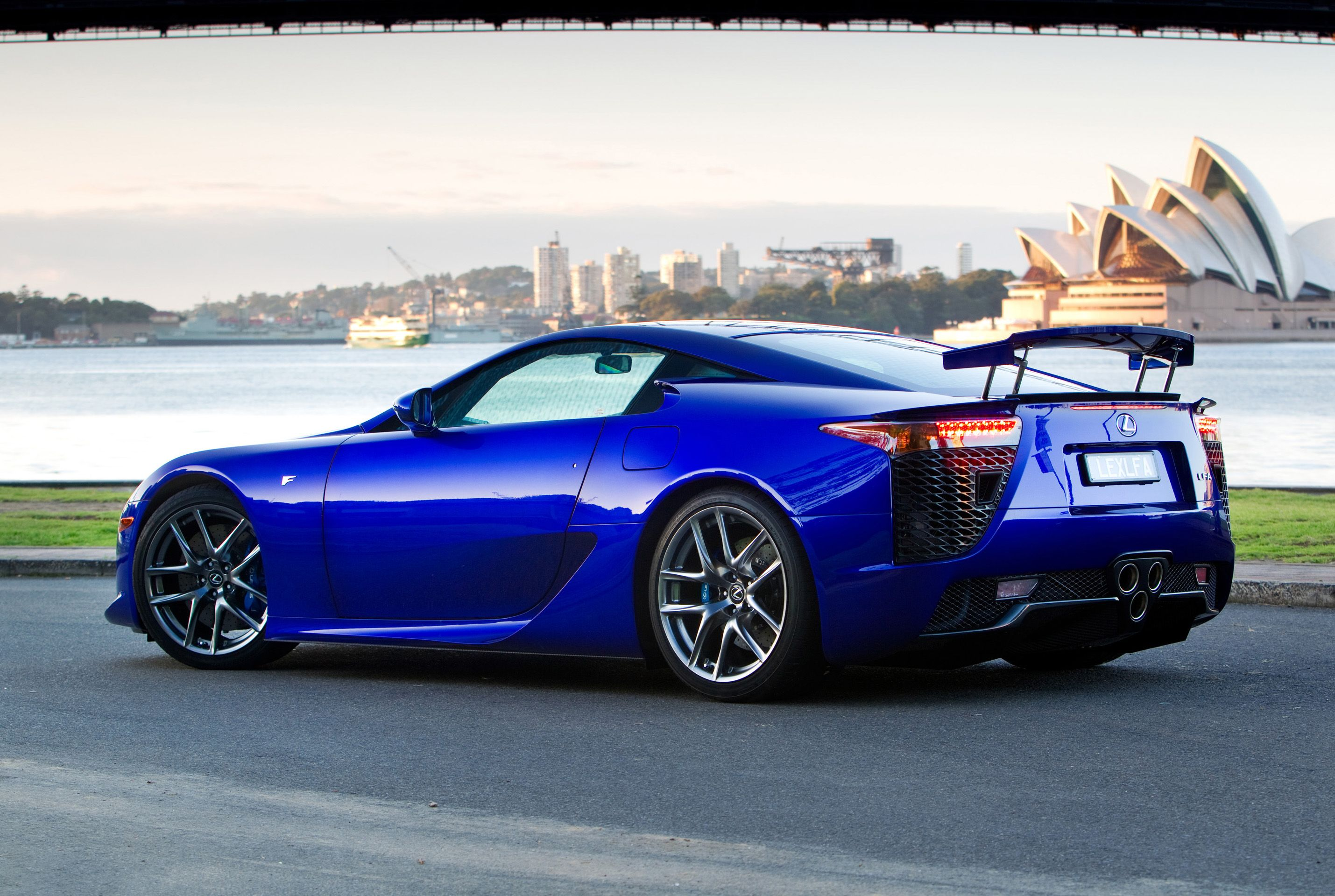 Lexus LFA  One of my most favorite cars to drive in NFS Most