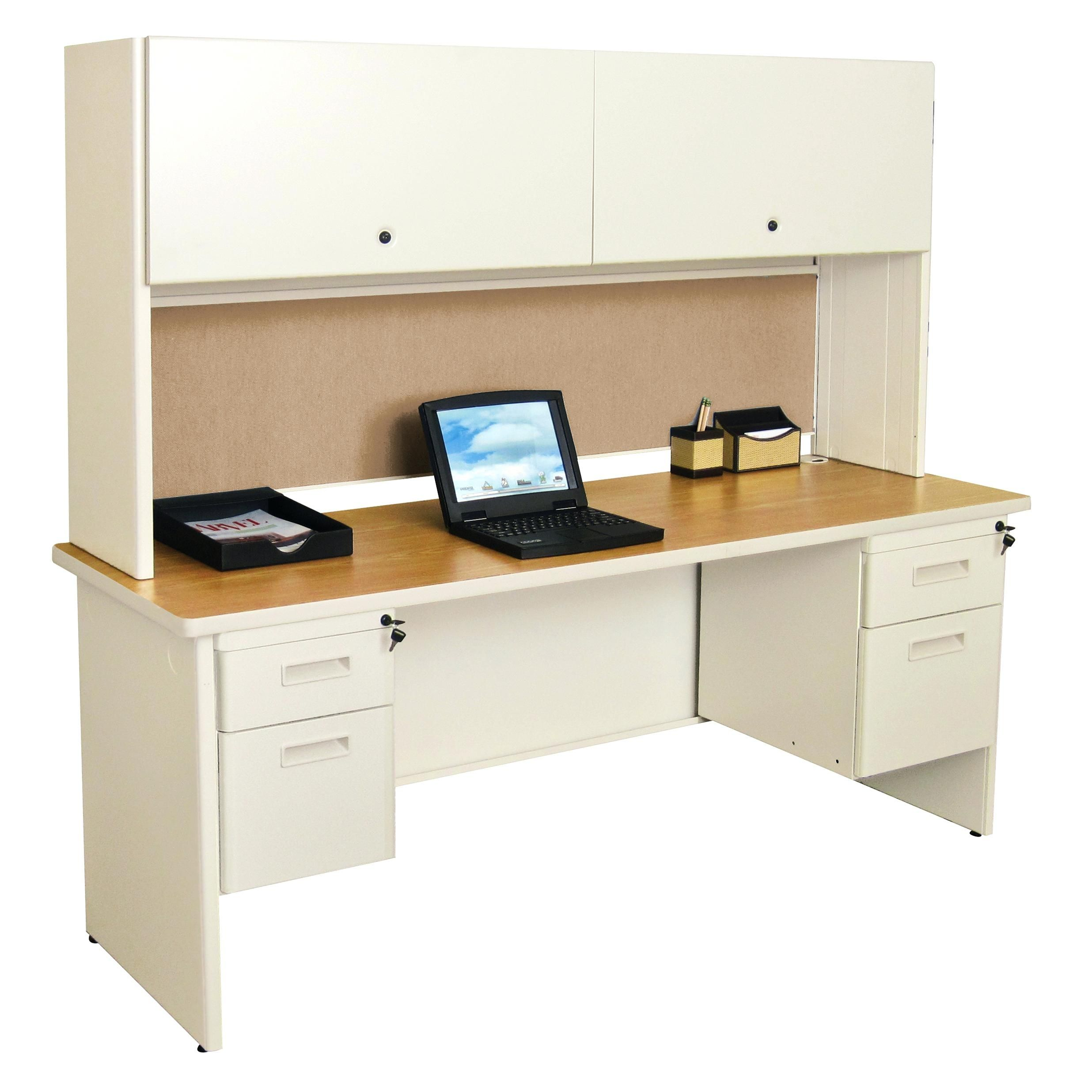 72 long computer desk | http://devintavern | pinterest | long