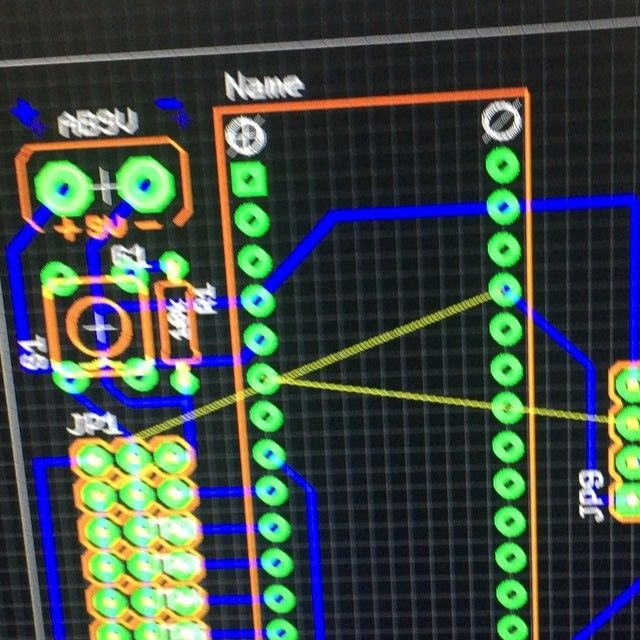 ROBOTS. #circuit #arduino #robot #skynet #Pcb #eagle #spider ...