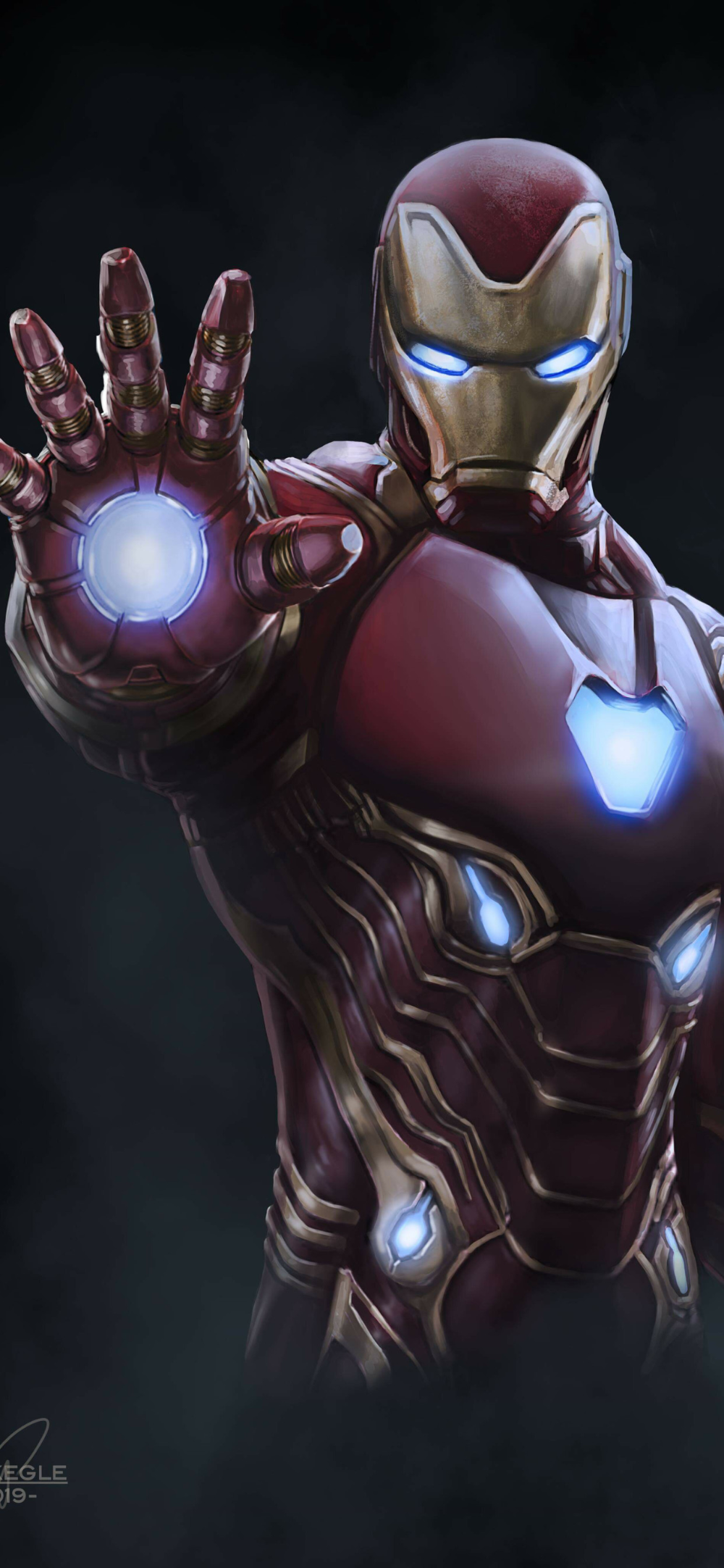 Iron Man Wallpaper Hd For Iphone Xs Max