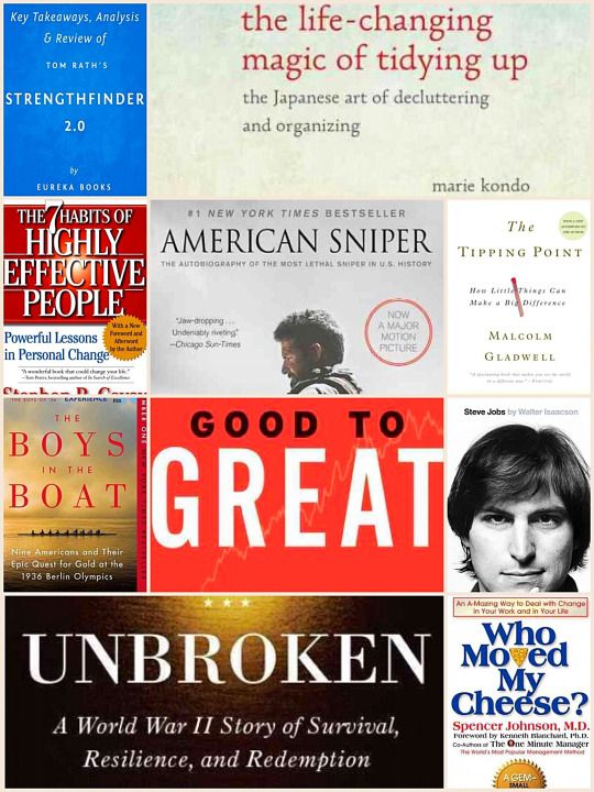 Top 10 Best Selling Non-Fiction Books Of All Time  | Amazon