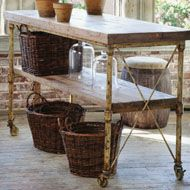 The Park Hill Collection Wholesale Farm Inspired Furniture