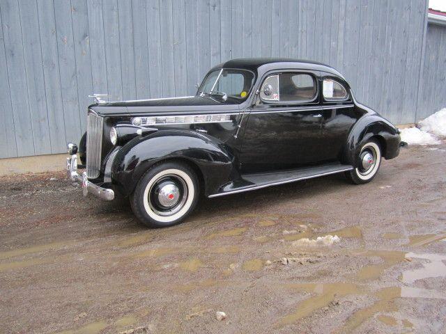 1940 Packard 110 Business Coupe   Packard   Pinterest ...