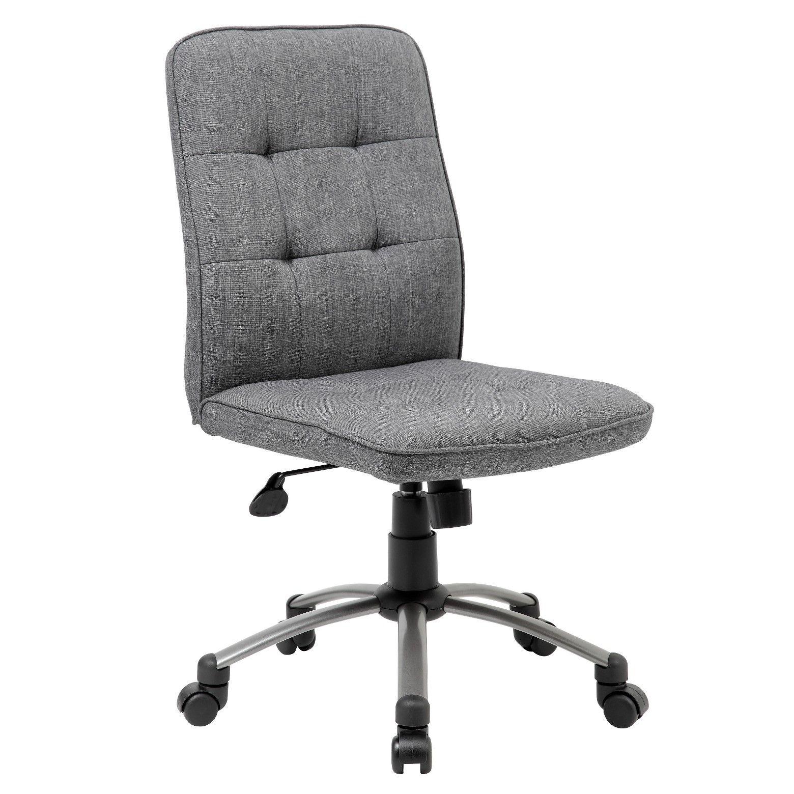 Modern Office Task Chair Slate Gray Boss Ergonomic Office Chair Modern Office Chair Office Chair