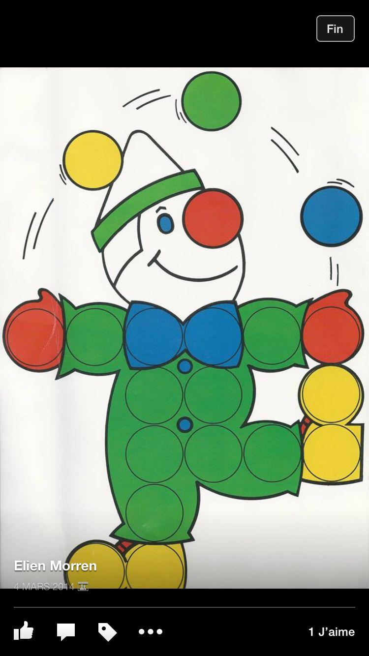os clown | Thema: carnaval/clown | Pinterest | School