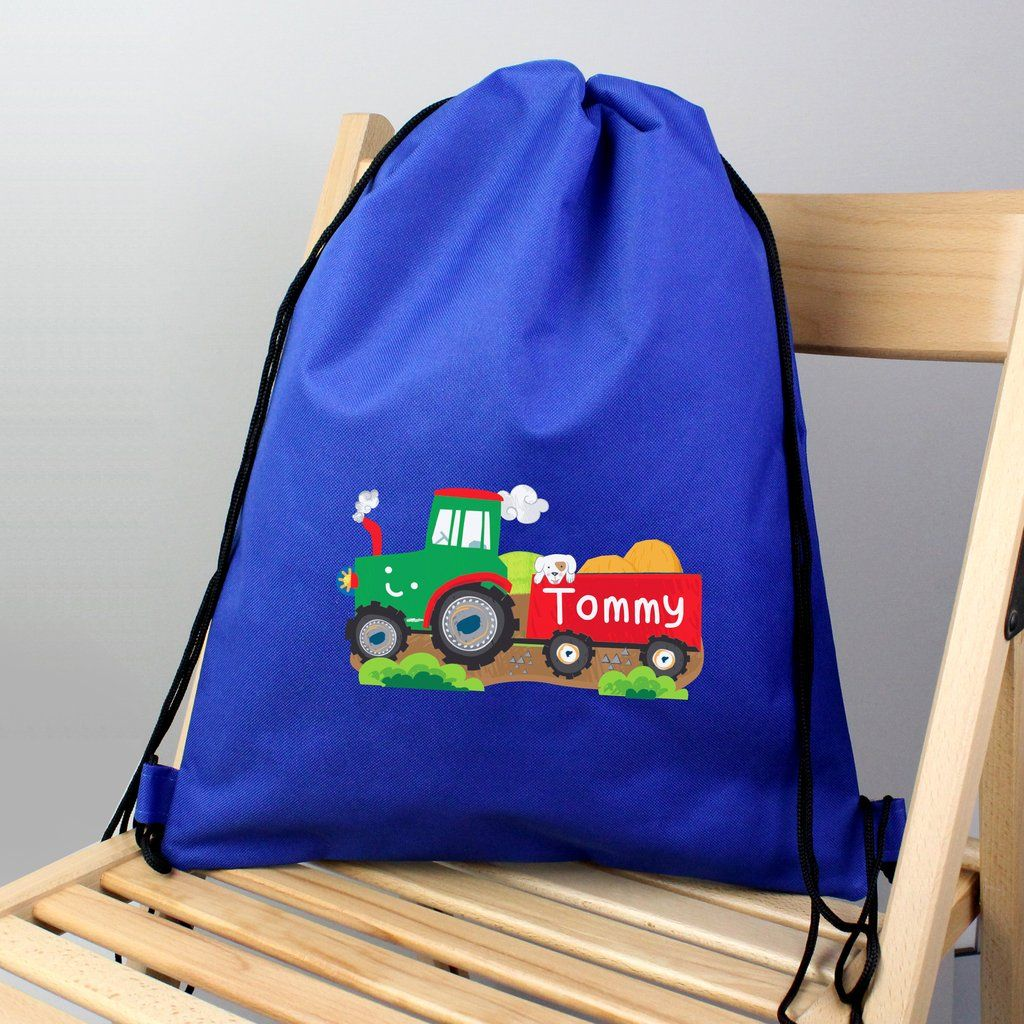 Personalised Hungry Caterpillar School//PE//Gym//Baby//Swimming Drawstring Bag