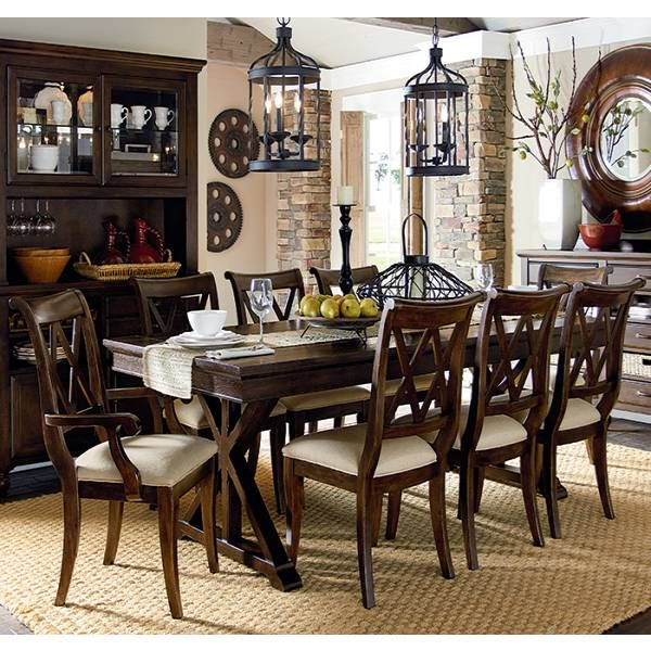 Thatcher Dining Group | Legacy | Star Furniture | Houston, TX Furniture | San Antonio, TX Furniture | Austin, TX Furniture | Bryan, TX Furniture | Mattresses and Accessories