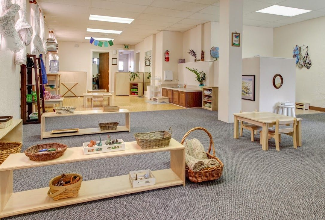 Montessori Toddler Classrooms Toddler Program