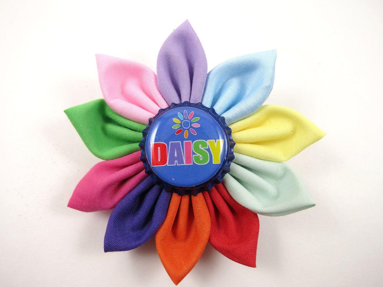 Daisy scouts hair bow daisy flower hair clip daisy girl scouts daisy scouts hair bow daisy flower hair clip daisy girl scouts flower hair bow rainbow hair bow izmirmasajfo