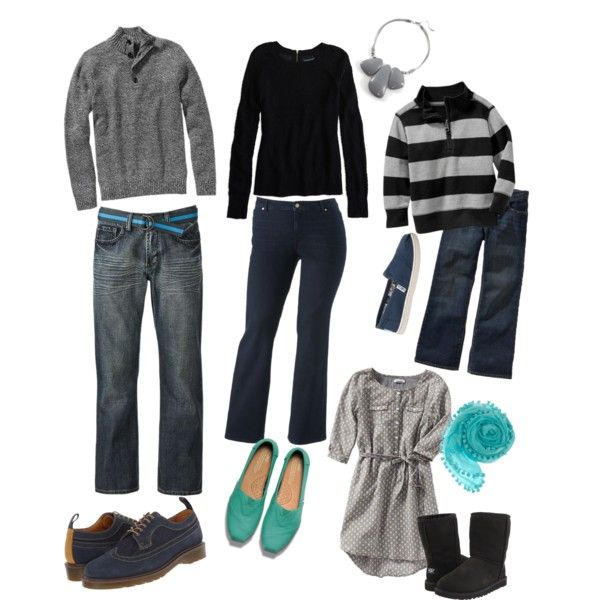 What to Wear for fall family pictures.  Emerald Studios photography and wardrobe styling www.emeraldphotography.info