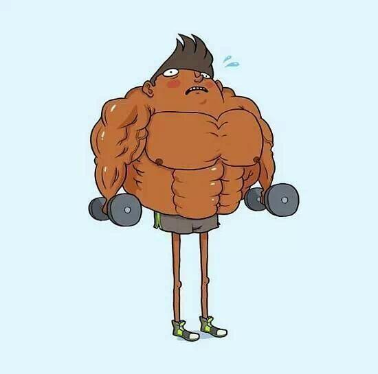 nunca hace piernas | Gym humor, Workout memes, Dont skip leg day