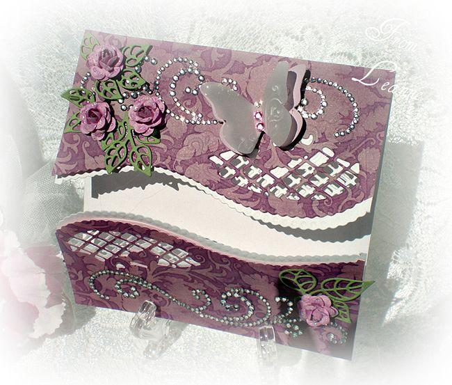 Steel Dies Cut Lace DIY Die Cutting Album Dies Scrapbooking Embossing Decorative Craft Template Box Dies Cut Set