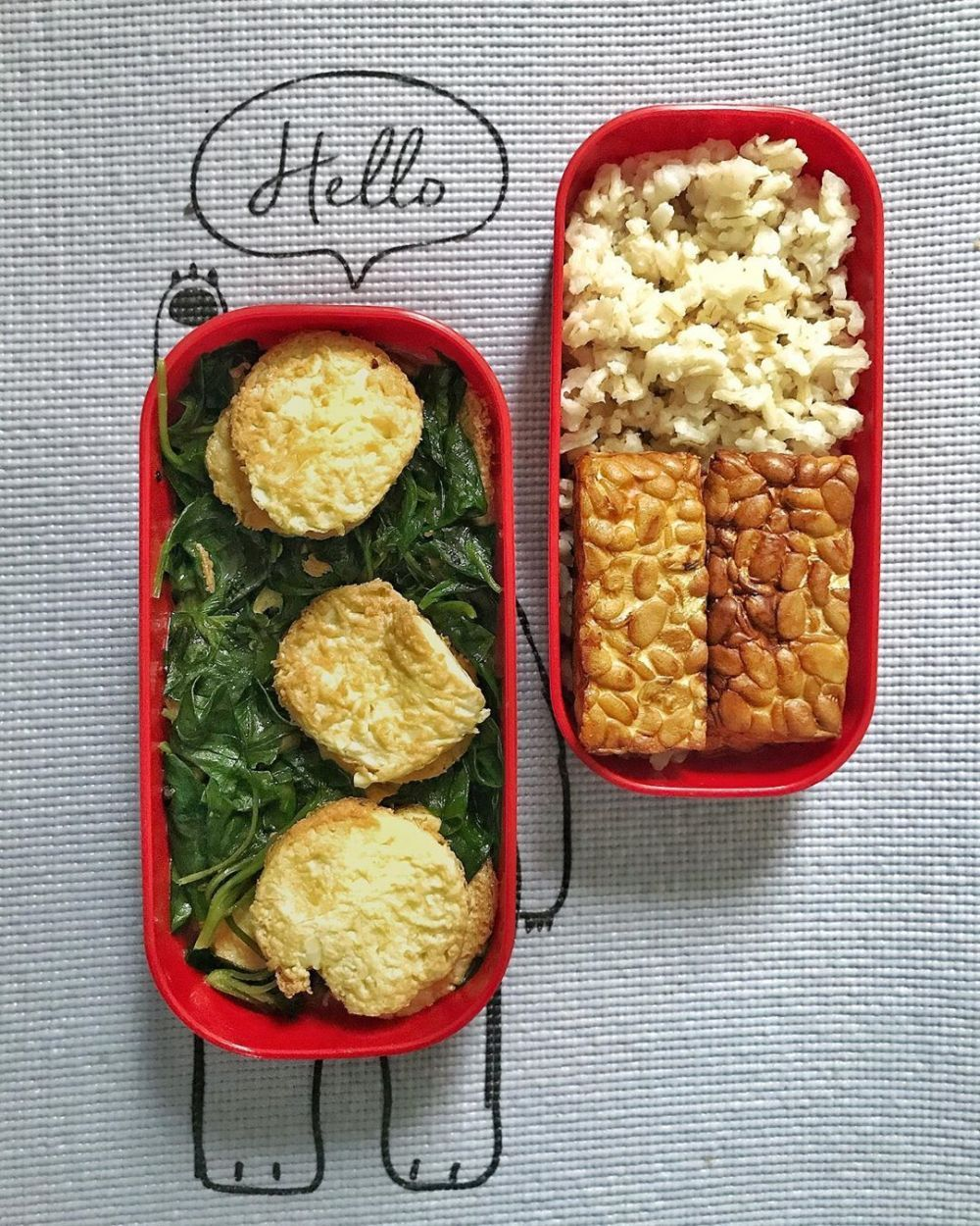 Bekal Makan Siang Berbagai Sumber Makan Siang Makanan Makanan Dan Minuman