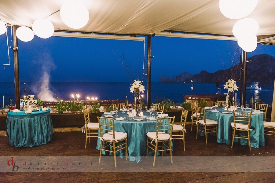 beach weddings casual and fancy beach table settings - Google Search ...