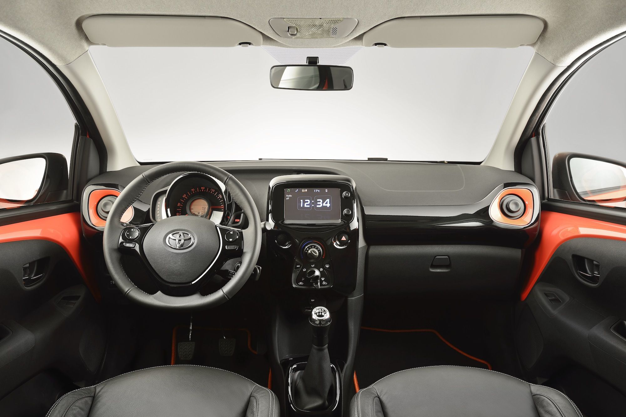 New Aygo interior | Cars/Motorbikes | Pinterest