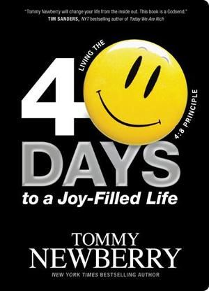 40 Days to a Joy-Filled Life is a fun and highly practical action plan providing readers with time-tested strategies and exercises for experiencing joy by design—God's design.