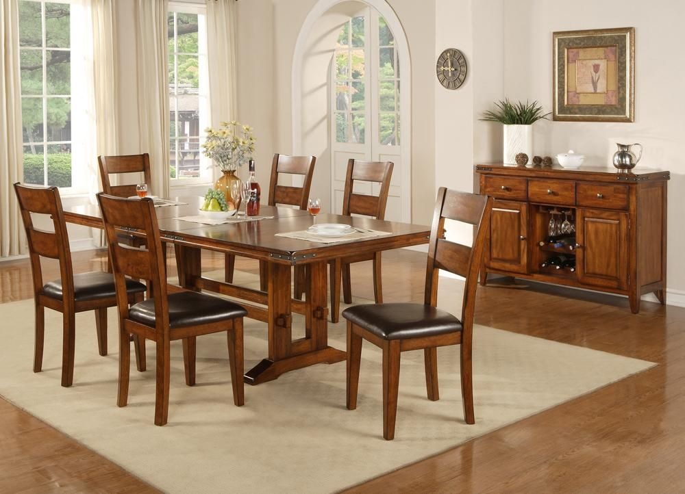 Mango dmg by winners only sheely 39 s furniture for Dining room table only
